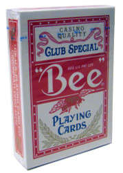BEE DIAMOND BACK Poker Playing Cards - 1 DECK