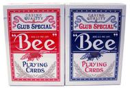 BEE DIAMOND BACK Poker Playing Cards - 2 DECKS