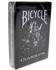 BICYCLE GUARDIAN EDITION PLAYING CARDS - 1 DECK