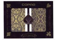 COPAG ILUMINURA 100% Plastic Cards - 2 Decks