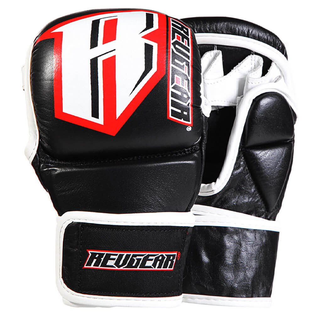MMA Training Gloves - Black
