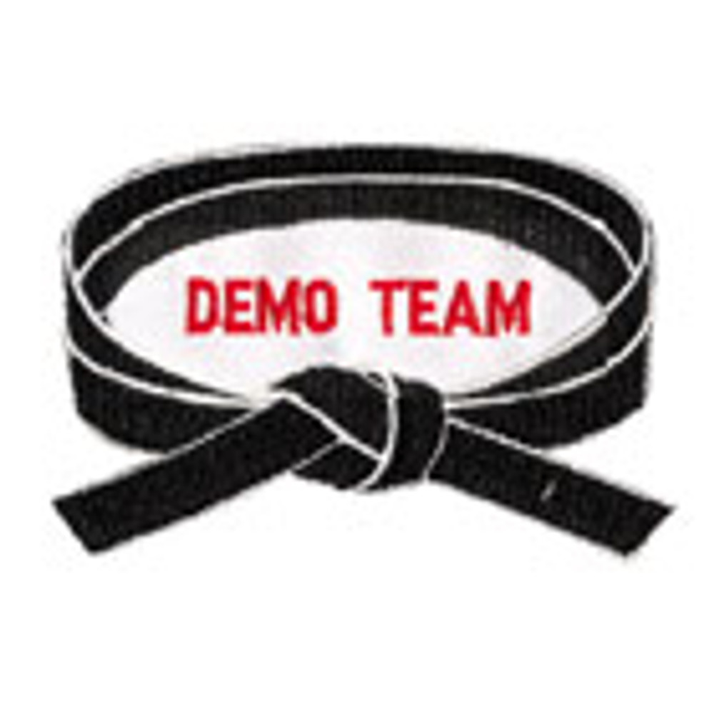 DEMO Team - Belt Patch