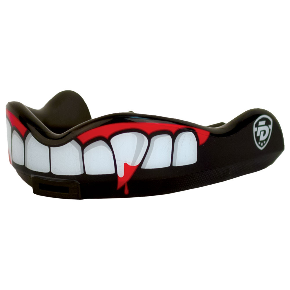 Fightdentist Junior Boil & Bite Mouth Guard - Blood Thirsty