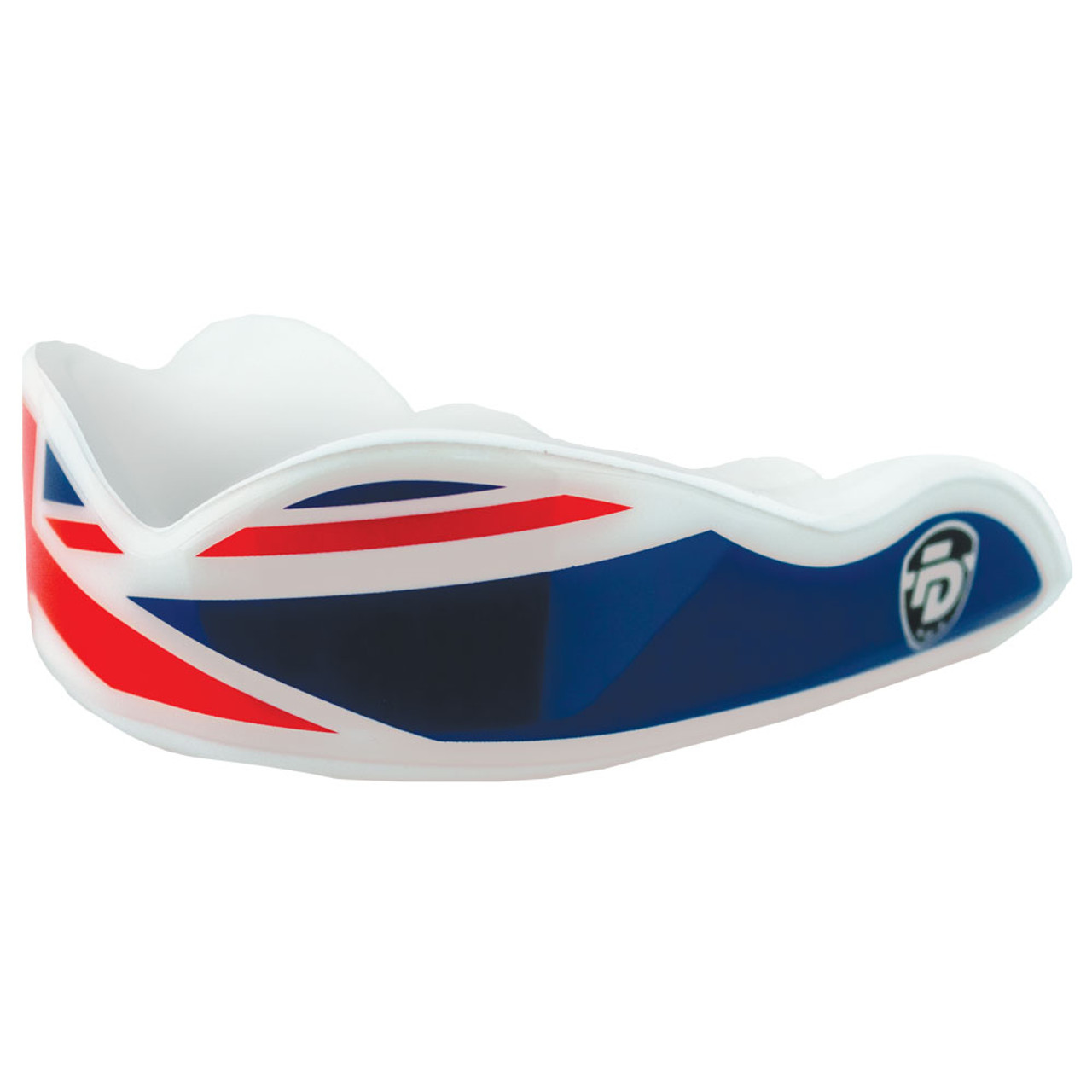 Fightdentist Boil & Bite Mouth Guard - Union Jack