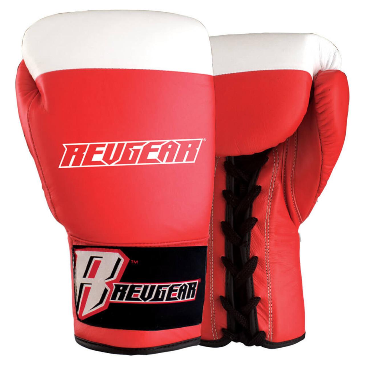 Amateur Lace Boxing Gloves
