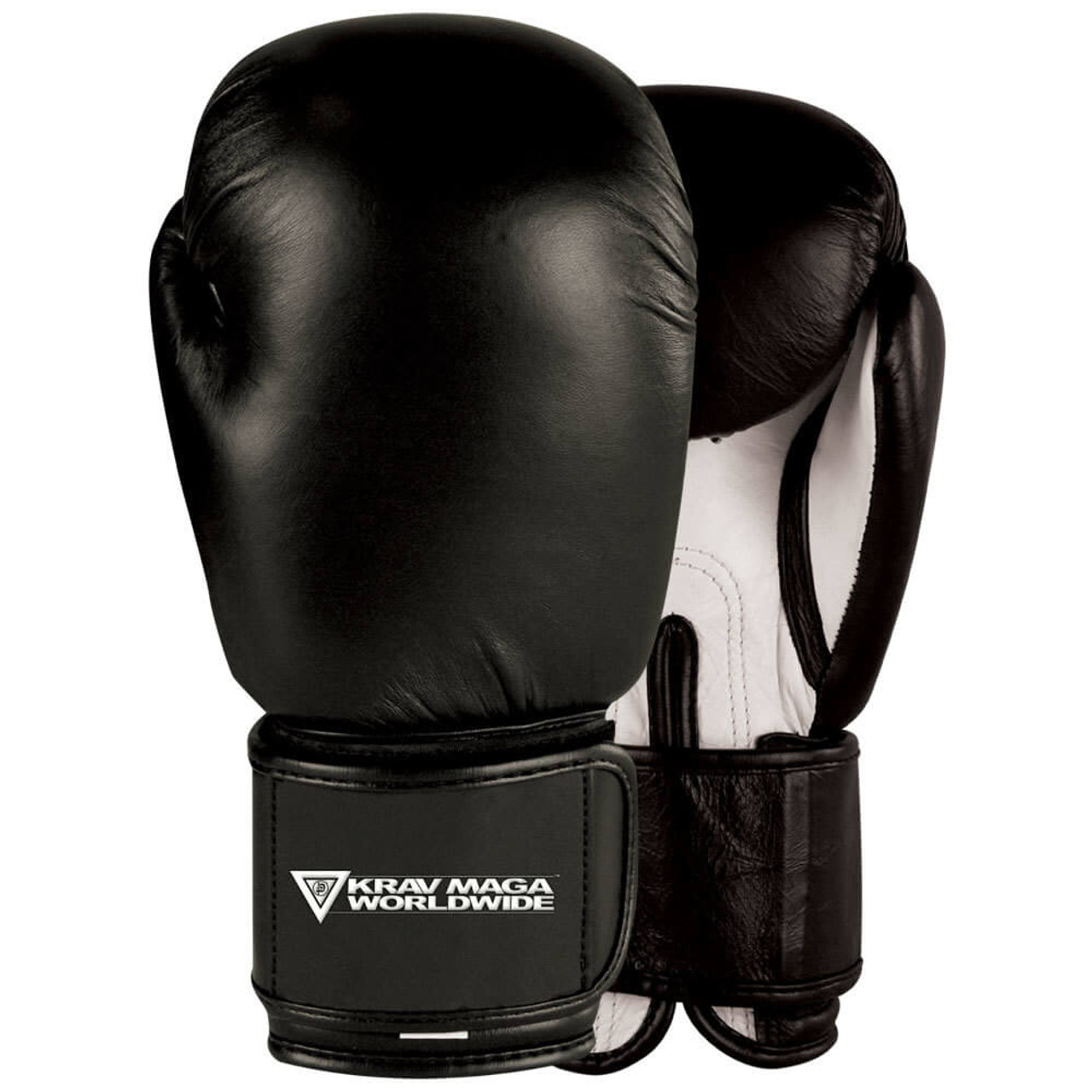 Krav Maga Leather Boxing Gloves