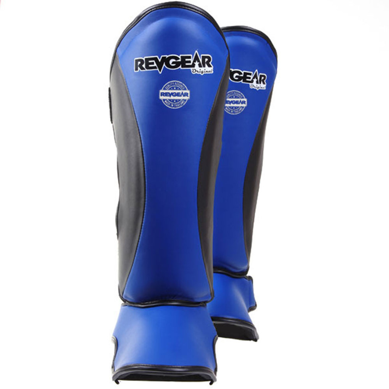 Thai Original Shin Guards - Blue
