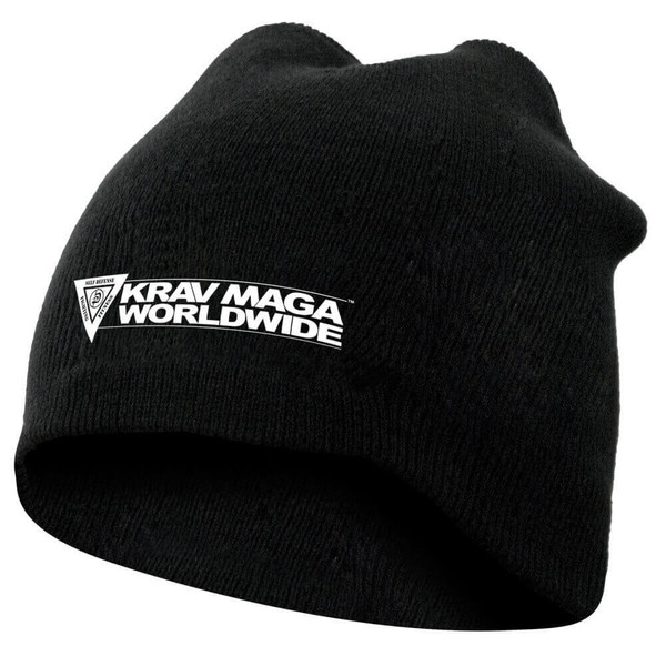Krav Maga Embroidered Beanie