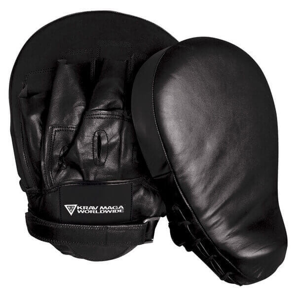 Krav Maga Curved Focus Mitts