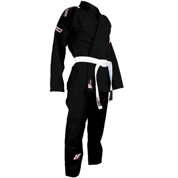 The Ultimate Jiu Jitsu Gi Black