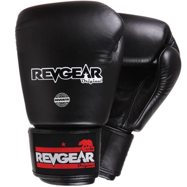 Thai Original Boxing Gloves - Black