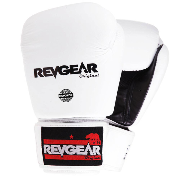 Thai Original Boxing Gloves - White