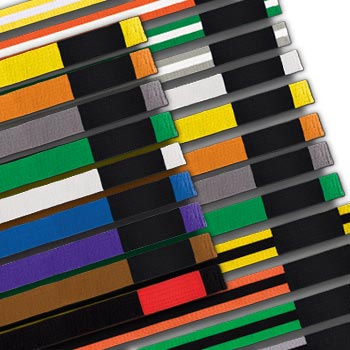 Shop BJJ Ranks Belts