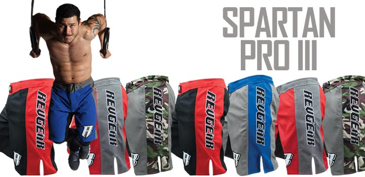Spartan Pro III