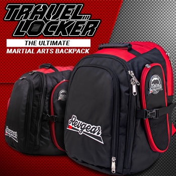 Travel Locker Backpack