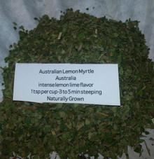 Australian Lemon Myrtle