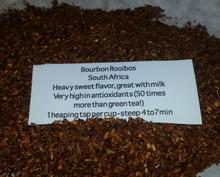 Bourbon Rooibos