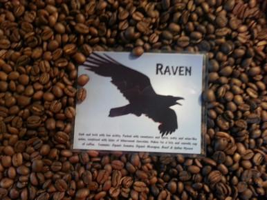 Aroma Roasters – Raven (Blend)