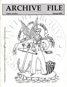 Archive File Spring 2000
