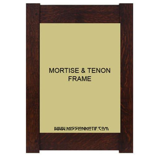 Medium Size Mortise and Tenon Frame