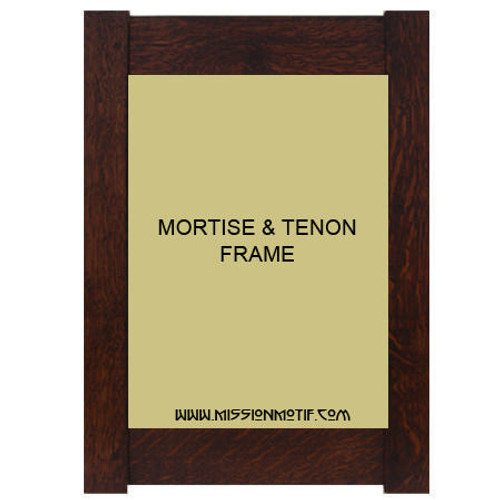 Large Size Mortise and Tenon Frame