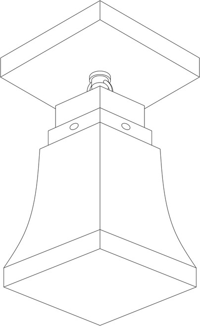 Ruskin RCM-1 Frame only