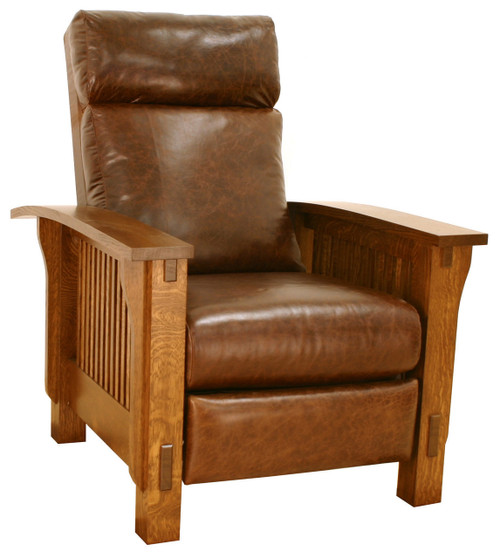 American Mission Spindle Morris Recliner AMW-1603