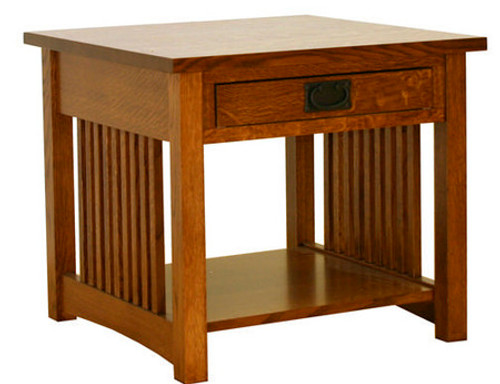"American Mission 25"" x 25"" End Table AMW-2525"