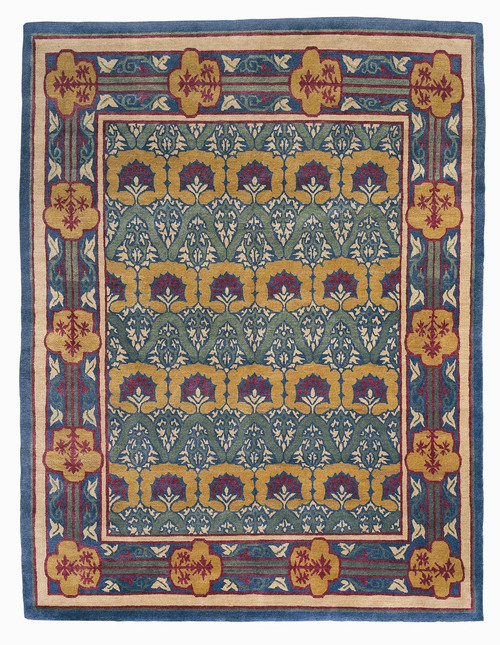 Craftsman Donegal Glenmure Meadow Rug