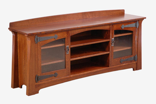 Arts and Crafts Westmoreland TV Console