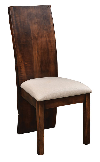AB5252 Live Edge Chair