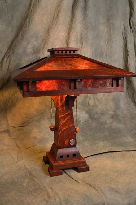 Prairie Reading Lamp