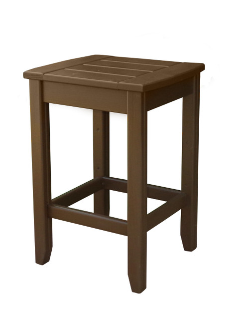 Mission Cypress Accent Table