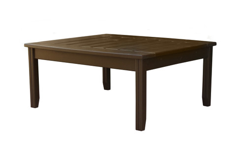 Mission Cypress Coffee Table