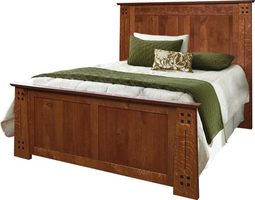 Olde Glasgow Mission Bed