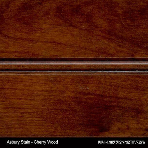 Cherry Wood - Asbury Wood Sample (NEW)