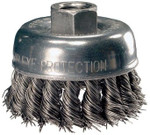 "3x.020x5/8-11"" Knot Cup Brush"