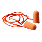 3M Contour Shape Corded Foam Ear Plugs NRR29 100pr/bx