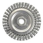 "4-1/2x.020x5/8-11"" SS Stringer Bead Wheel"