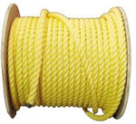 "3/8""x600' Polypropylene Rope"