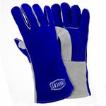 "XL 14"" Kevlar Stitched Cotton Sock Lined Welding Glove 1dz"