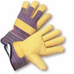 XL Full Grain Leather Pig Work Glove w/3M Thinsulate LIning 1dz