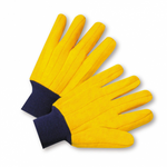 18oz Golden Chore Glove w/Knit Wrist 1dz