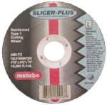 """6x.045x7/8"""" Type 1 A/O Metal Cut Off Wheel - Metabo"""