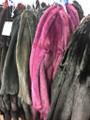 Mink Pelts Different Colorations