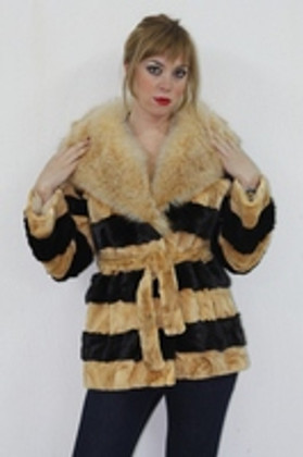 Sectional Mink Fur Guide