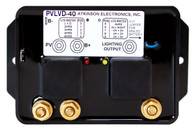 PVLVD-40:  Solar Low Voltage Disconnect Controller 40 Amp