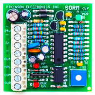 SORM  Signal Override Module