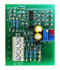 UMATR SENSOR INPUTS  Universal 2 Wire Current Loop Transmitter