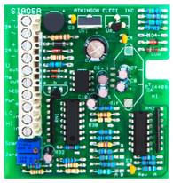 SIA05A/OHM  Resistance Input to Analog Output Module